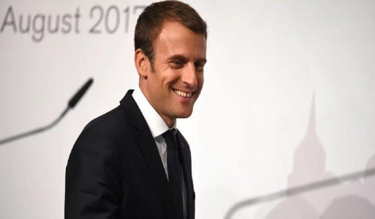 Macron sortie progressive Covid