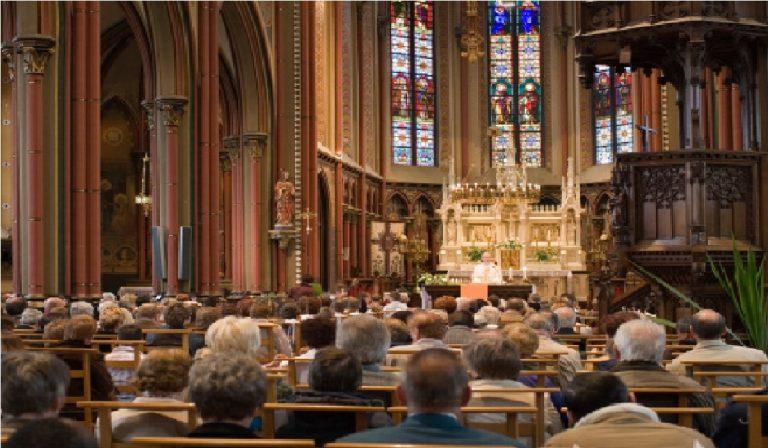 Messe de Pâques Paris