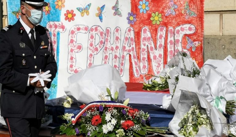 Policière tuée Rambouillet