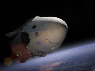 Thomas Pesquet décolle sur l'ISS