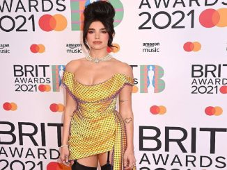 Brit Awards Dua Lipa