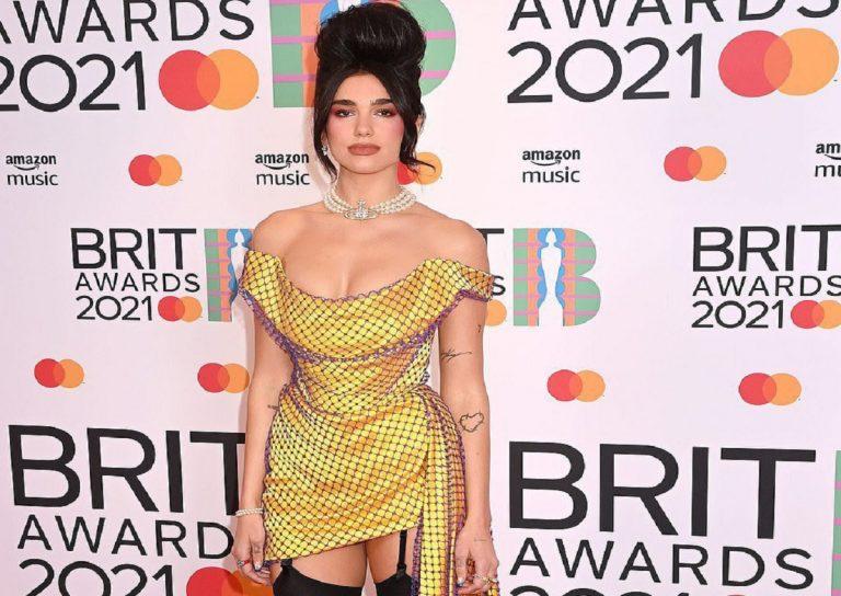 Brit Awards Dua Lipa