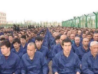 Camps pour Ouïghours en Chine