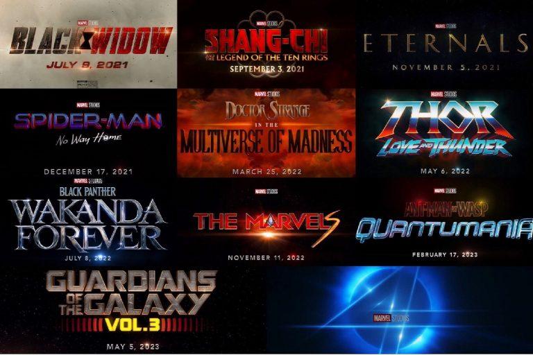 Marvel films 2023