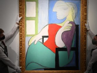 Picasso 103 millions dollars