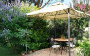 Gazebo de jardin: les meilleurs pour la belle saison