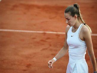 Roland Garros : la joueuse de tennis russe Sizikova arrêtée