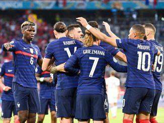 La France est éliminée du Championnat d'Europe