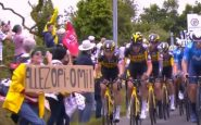 Une supportrice à l'origine de l'horrible accident du Tour de France risque une peine de prison