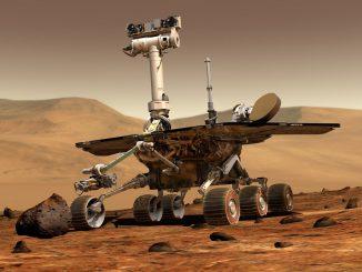La Chine enverra sa première mission habitée sur Mars en 2033