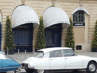 Paris : vol de trois millions d'euros à la boutique Chaumet