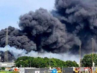 Allemagne : explosion dans une usine chimique à Leverkusen