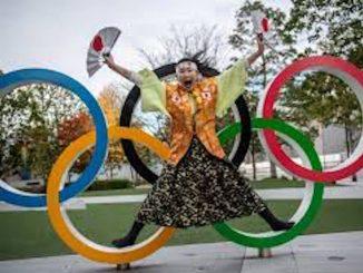 La cérémonie d'ouverture des JO de Tokyo