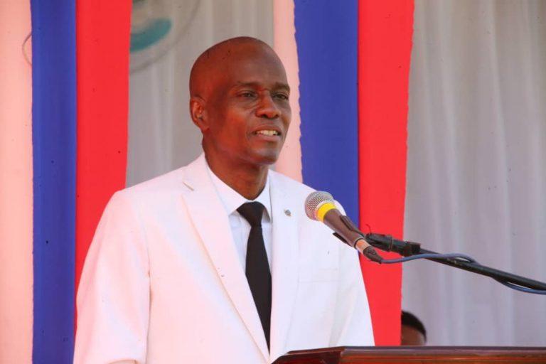 président Haïti