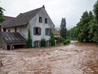 Inondations en Allemagne, maisons effondrées en Rhénanie : 42 morts, de nombreux blessés et 50 disparus