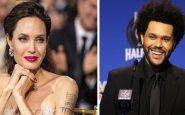 The Weeknd et Angelina Jolie attirent l'attention sur les rumeurs de rapprochement