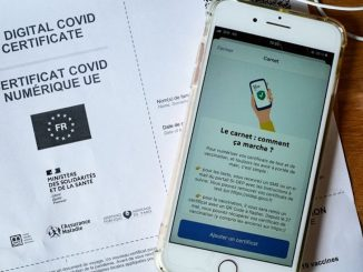 Application pass sanitaire