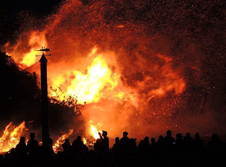 turquie incendie