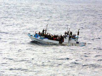 migrants sur la Manche