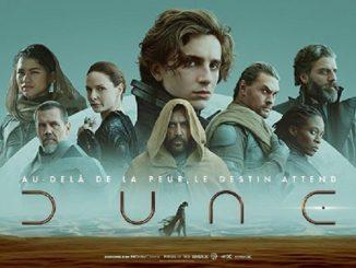 Démarrage en beauté pour DUNE : le dernier film de Villeneuve