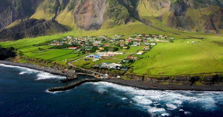 Le village humain le plus éloigné de la Terre : voici où il se trouve