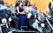Une jeune fille de 15 ans souffrant d'Asperger et de dyslexie est victime de harcèlement : 200 motards l'emmènent au bal de fin d'année