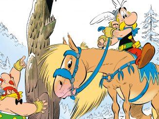 Astérix et le griffon: le nouvel album mettra en scène les Sarmates