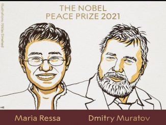 Maria Ressa et Dmitry Muratov: les prix Nobel de la paix 2021