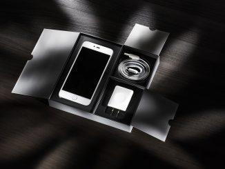Photo d'un iphone 6