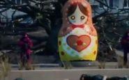 """Squid Game, la version russe a une """"poupée matryoshka tueuse"""""""