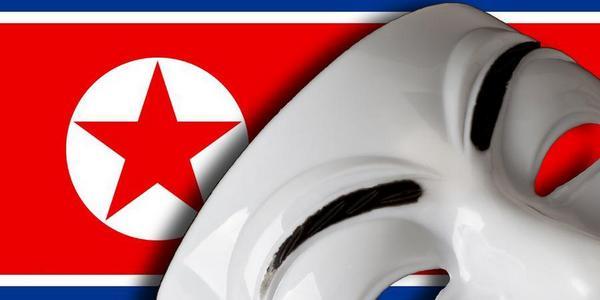 Anonymous lance une attaque numérique contre la Corée du Nord