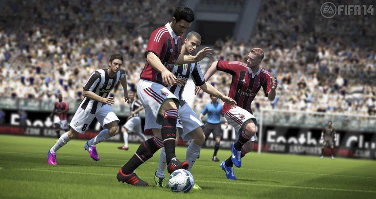 Fifa 14, premières captures du jeu de EA Games