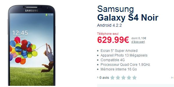 Samsung Galaxy S4 Phone House