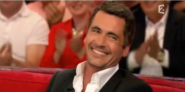 Olivier Minne, présentateur sur France 2