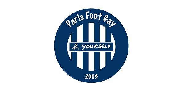 Logo du Paris Foot Gay
