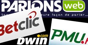 Logos Paris Sportifs