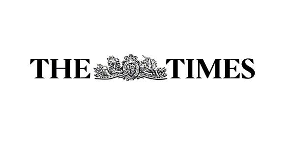 Logo du journal The Times